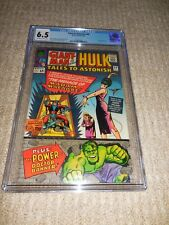 1965 Marvel Tales to Astonish #66 CGC 6.5