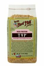 (4 Bags) Bob's Red Mill TVP Textured Vegetable Protein Gluten Free 10oz Exp7/21