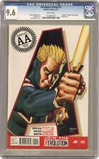 Avengers Arena #5 (2013) CGC 9.6 Clockwork Orange Homage Cover
