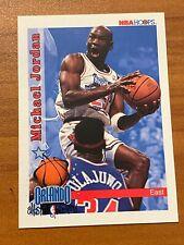 🏀 1992-93 SkyBox Hoops Basketball #298 Michael JORDAN