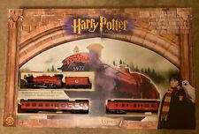 BACHMANN HOGWARTS EXPRESS Harry Potter Sorcerer's Stone Train Set HO-00 EUC