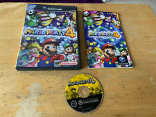Mario Party 4 Gamecube PAL Complete