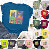 Womens Shirt Cats Casual Tee Basic Loose Blouse Pullover Ladies Sweatshirt Tops