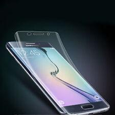 Pellicola curva in silicone ergonomica antigraffio per Samsung Galaxy S6 Edge