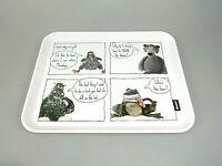 Sigikid 20030 Beasts Melamin-Tablett Comicstrip ***NEU//OVP***
