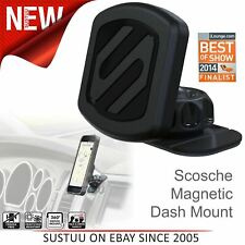 Scosche Magic Mount│Magnetic Car Holder│For Mobile Phone-iPod-iPhone-GPS/Sat Nav