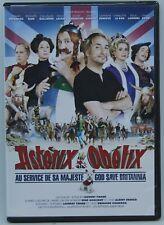 Astérix et Obélix : Au service de sa majesté - DVD - Gérard Depardieu