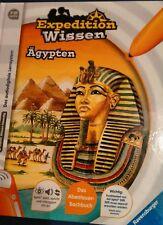 """NEU"""" - Expedition Wissen Ägypten - TipToi TipToy"""