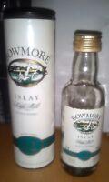 botellita Bowmore Islay scotch whisky scotland 12 years