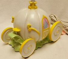 Disney Cinderella Night Lamp Hampton Bay Pumpkin Coach Princesses Girls Kids