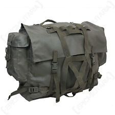 Original Swiss Army Rucksack - Surplus Backpack Bag Military Water Resistant