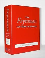 The Feynman Lectures on Physics, boxed set: The New Millennium Edition by Matth…