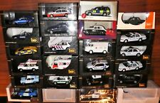 PCT iXO MODELS Premium X Police Cars 1/43 Scale Diecast and Resin neo matrix