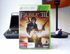 FABLE III - XBOX 360 | GC