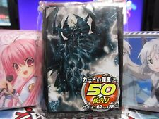 100 Yugioh Small Size Card Sleeves Deck Protector - Obelisk the Tormentor