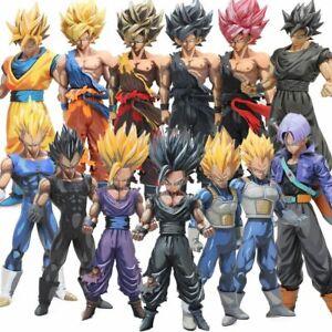 Son Goku Vegeta Son Gohan Action Figure Dragon Ball Z Master Stars Piece Model