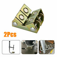 2x Réglable V Patins Magnétique Soudure Pinces Fixiture Support Fort Soudeur