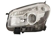 Faros y luces indicadoras Valeo para Nissan Qashqai +2 I