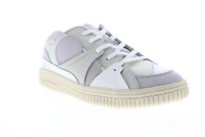 Airwalk Han X AW00401-020 Mens White Leather Low Top Skate Sneakers Shoes 5