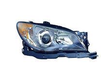 Subaru Impreza 2006 06 Hawk Eyes Head Light Lamp With Bulb Passenger Side Right
