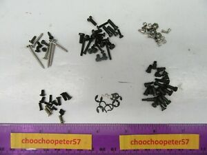 "HO - Marklin Spare/Repair Parts ""Fasteners"" (Lot of over 100 assorted) - New"