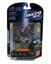McFarlane toys, Halo Micro Ops Series 1, Ghost vs. Wolf Spider