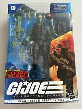 GI Joe Classified Series Cobra Island Target Exclusive Beach Head Sneeden