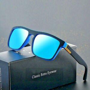 UV Protection Sunglasses - Polished Black