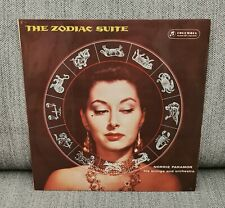NORRIE PARAMOR AND HIS ORCHESTRA 'THE ZODIAC SUITE' LP 1959 RARE ITALIAN PRESS