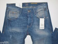 s.Oliver 08.408.71.7092 (w32 L34) Jeans Hose Ramp Destroyed Denim Tapered Leg
