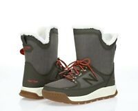 New Balance BW2100v1 Women's gray / olive winter boots sz. 9.5 D