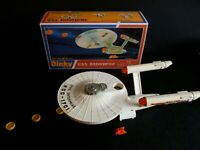 Dinky No.358 Star Trek USS Enterprise 1976 with Shuttle craft, Photon Torpedoes