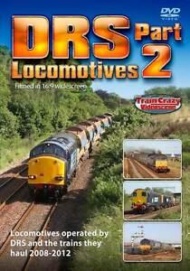 DRS Locomotives Part 2  *DVD  (Direct Rail Services - 2008 to 2012)
