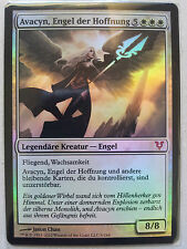 FOIL GERMAN Avacyn, Angel of Hope Magic MTG Restored AVR PIMP FBB the Gathering