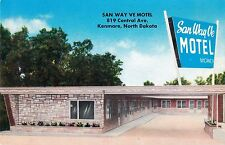 A View of the San Way Ve Motel, 819 Central Avenue, Kenmare ND