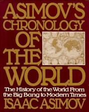 Asimov's Chronology of the World by Isaac Asimov, 1st Edition 1991.