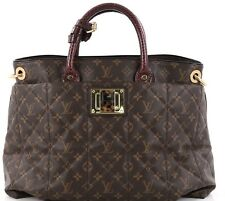 ca66e4698911 LOUIS VUITTON QUILTED ETOILE EXOTIC GM SHOULDER   HANDBAG - 2 WAY BAG IN EUC