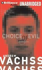 Choice of Evil (Burke Series) Vachss, Andrew MP3 CD