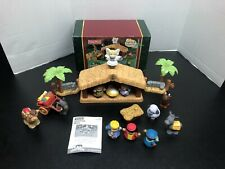 Fisher Price Little People The Christmas Story Nativity Plays Music Original Box