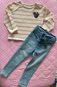 Gap Girl Outfit 5T Minnie