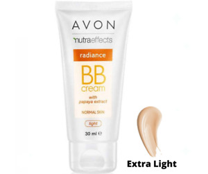 Avon Nutra Effects Radiance 5-in-1 BB Cream - Shade: EXTRA LIGHT - 30ml - SP15