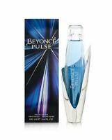 BEYONCE PULSE 3.4 oz EDP eau de parfum Women's Spray Perfume New 100 ml NIB 3.3