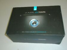 BRAND NEW IN THE BOX JL AUDIO 5 CHANNEL AMP VX700/5i WITH INTEGRATED DSP