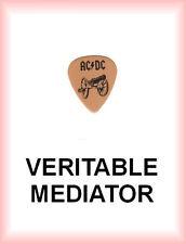 AC/DC          MEDIATOR      medium     ACDC    AC DC  PLECTRUM  guitar pick