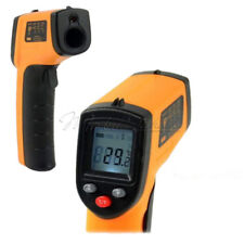 GM320 Digital Temperature Handheld Non Contact IR Infrared Thermometer Gun Laser
