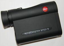 Leica Rangemaster / Entfernungsmesser CRF 2700-B  Demobestand  wie Neu !!