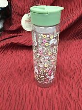 Cath Kidston Bunny Meadow Rabbit Water Bottle, New With Tags