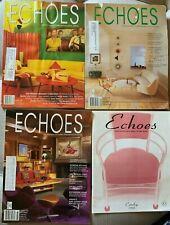 Deco Echoes Mid-Century Modern Vintage Magazines Lot of 3+ bonus