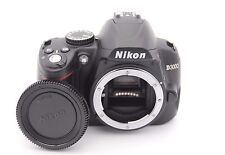 Nikon D3000 10.2MP DSLR Camera Body - Shutter Count: 649