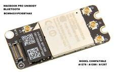 """Macbook Pro 13"""" 15"""" 17"""" 2011-12 A1278 WIRELESS AIRPORT CARD BCM94331PCIEBT4AX"""